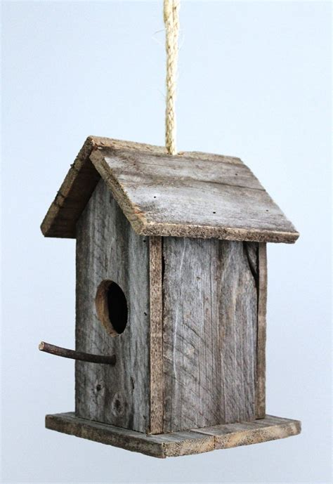 Handmade Bird House - handmade birdhouse wooden