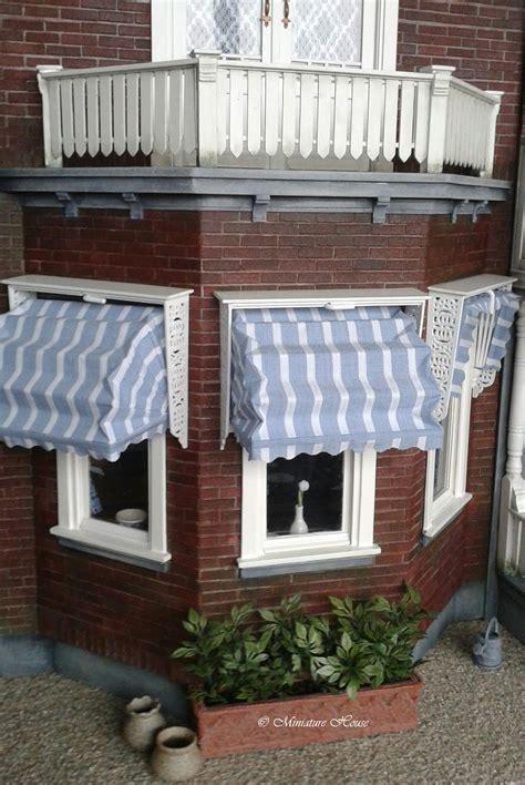 Miniature Of House miniature house blinds