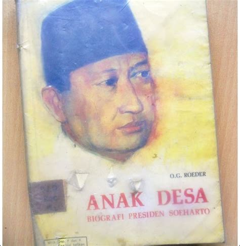 gudang buku dinda anak desa biografi presiden soeharto