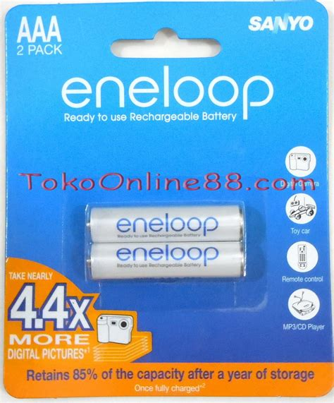 Baterai Rechargeable Sanyo charger baterai sanyo untuk baterai rechargeable aa aaa