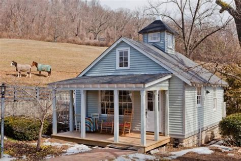 southern style tiny cottage in nashville tn