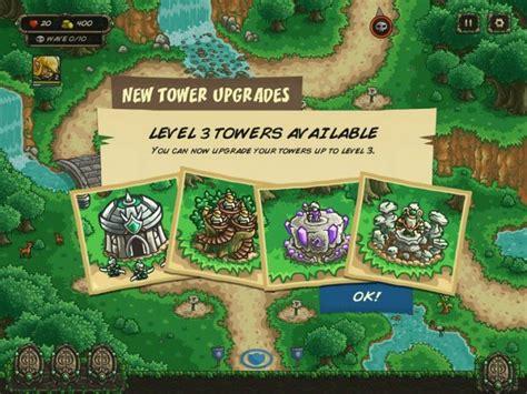 aptoide kingdom rush origins обзор kingdom rush origins игры на планшет howtablet