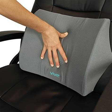 lower back support pillow for chair chair lumbar support back cushion for office lower back