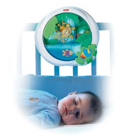 Fisher Price Jungle Crib Soother by Fisher Price Rainforest Waterfall Peek A Boo