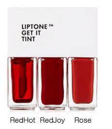 Tony Moly Liptone Mini Trio tony moly liptone get it tint mini trio tony moly lip tint shopping sale koreadepart