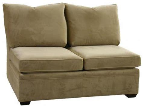 armless full sleeper sofa byron sectional armless full sleeper sofa air mattress