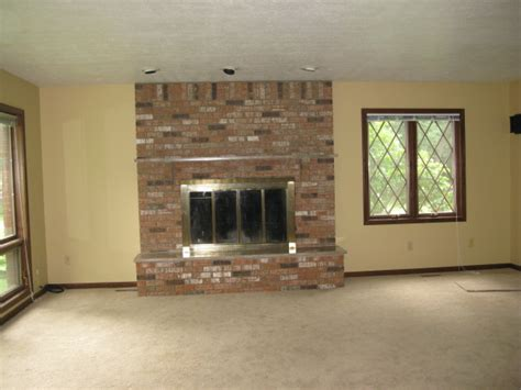 Modernize Brick Fireplace by Information About Rate Space Questions For Hgtv