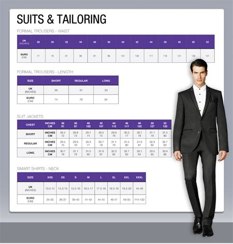 s suit measurement guide pictures to pin on