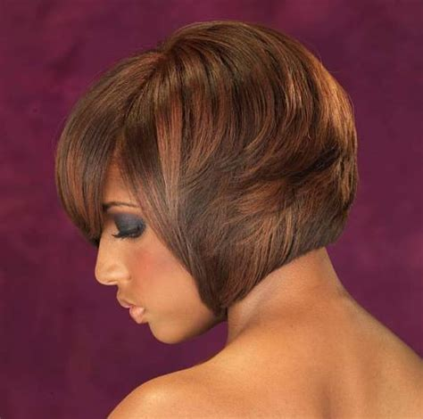 Black Layered Hairstyles by 60 Showiest Bob Haircuts For Black