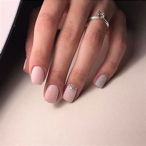 Light Pink Nails by 25 Light Pink Nails