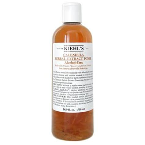 Sale Kiehls Calendula Toner Jar calendula herbal extract free toner normal to skin by kiehls perfume emporium