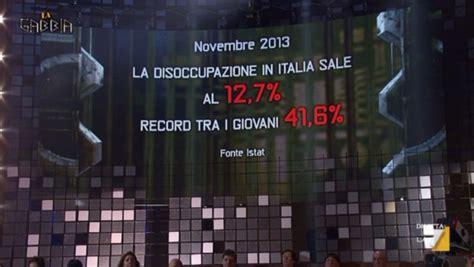 La Gabbia by La Gabbia Dramma Della Disoccupazione E Il Bar Della De
