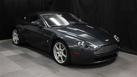 auto air conditioning service 2008 aston martin v8 vantage interior lighting sell used 2008 aston martin v8 vantage coupe tempest blue with phantom grey interior in houston