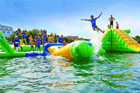 9 Spots To Make A Splash Aqua Parks In Canada