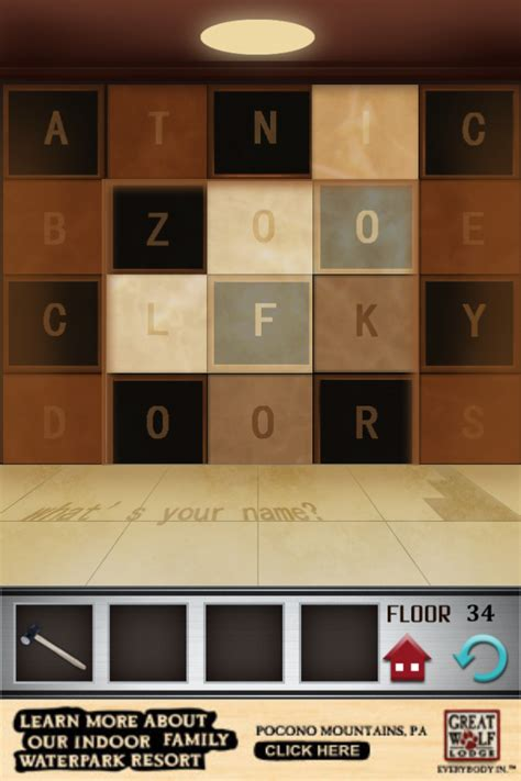 100 Floors 34 Annex by 100 Floors Annex Level 24 Walkthrough 100 Doors 2013