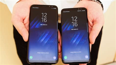 Samsung S8 S8 Plus Black Mulusss Sein galaxy s8 plus review still a big phone lover s with one flaw cnet