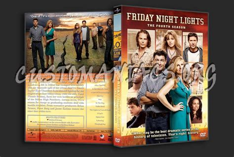 friday lights season 5 dvd friday lights seasons 1 5 dvd cover dvd covers