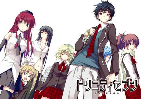 7 Anime One by Impressions Seven Anime Reviews And Lots
