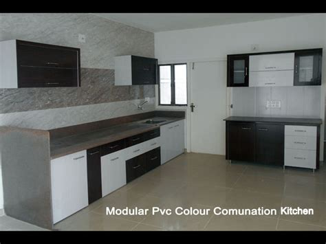 Pvc Kitchen Furniture Designs Modular Pvc Kitchen Furniture In Ahmedabad Kaka Sintex Pvc Modular Color Combination