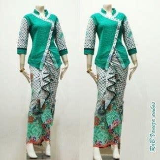 bajupesta embos alfiyah 55 model baju batik kombinasi terlengkap kain polos