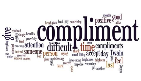 what compliments compliments