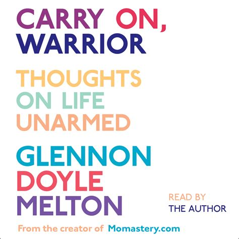 warrior carrying water books glennon doyle melton official publisher page simon