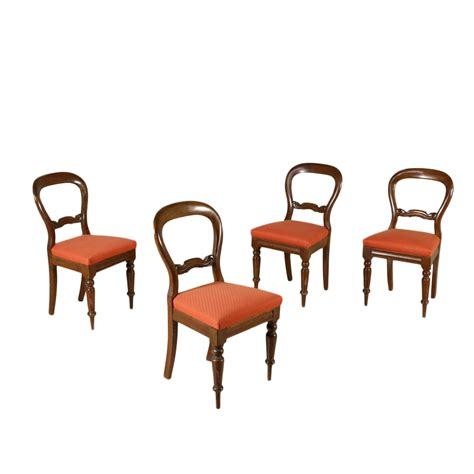 poltrone in inglese gruppo di quattro sedie inglesi sedie poltrone divani