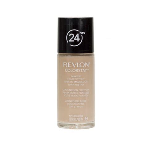 Foundation Revlon Skin revlon colorstay combination skin 220 beige