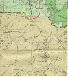 arizona trail buckskin mountain passage 43