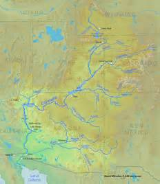 Colorado River Citizens Of A Watershed The Colorado River Compact And