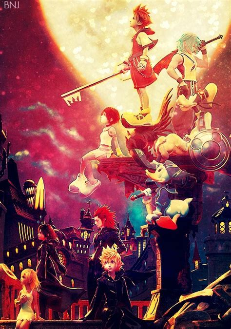 wallpaper iphone 5 kingdom hearts kingdom hearts 1 5 remix wallpaper by goldruby on deviantart