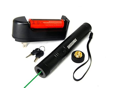 Green Laser Pointer Free Battery Rechargeable Charger shadowhawk tactical laser 5mw 532nm green dot rechargeable battery tip