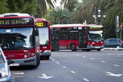 imágenes autobuses urbanos las tarifas de los autobuses urbanos de valencia entre