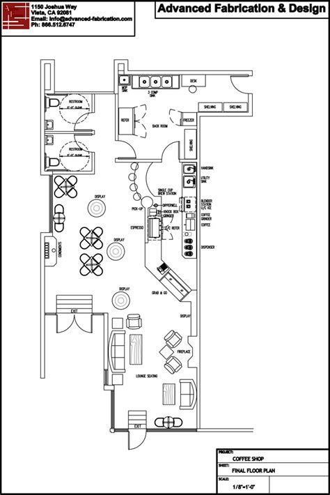 shop floor plans coffee shop floor plan layout interior design ideas