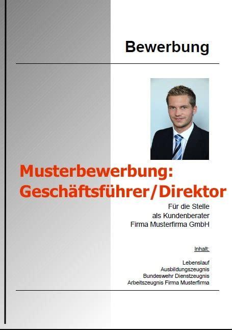 Anschreiben Initiativbewerbung Director Bewerbung Gesch 228 Ftsf 252 Hrer General Manager Bewerbung