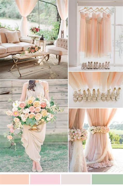 color schemes for weddings wedding colors 2018 to inspire your big day all for
