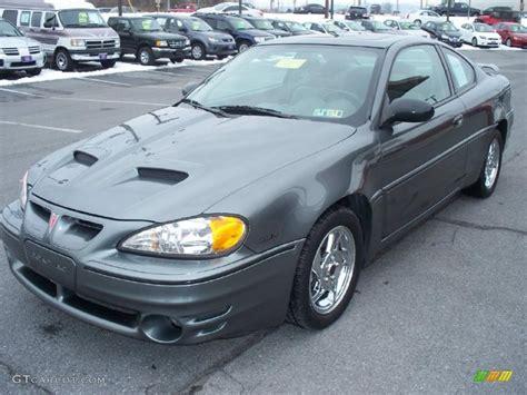 2005 Pontiac Grand Am Specs by Graystone Metallic 2005 Pontiac Grand Am Gt Coupe Exterior