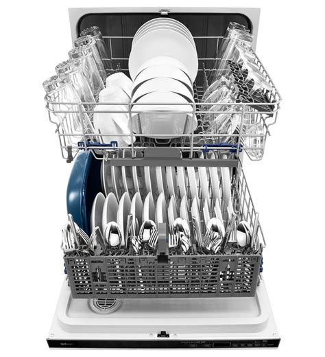 Utensil Rack For Dishwasher by 24 Whirlpool Gold Dishwasher With Silverware Spray