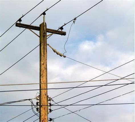 electric light pole connecticut light power