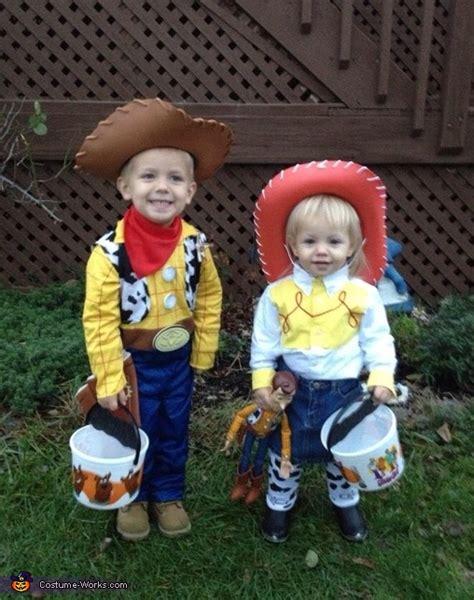 toy story woody jessie costumes kids