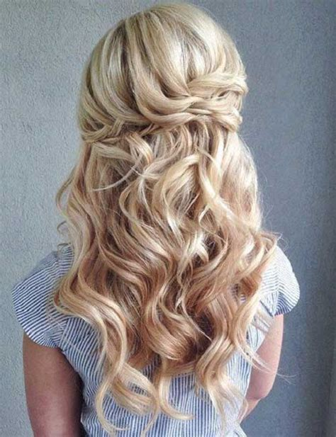 Pretty Hairstyles For Hair by Pretty Prom Hairstyles For Hair