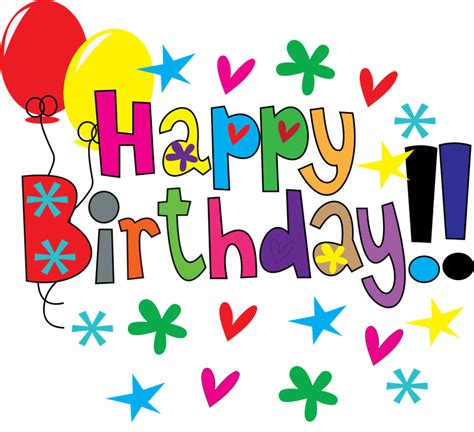 happy birthday clipart happy birthday clipart for clipartxtras