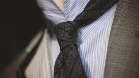 nudos de corbatas tipos de nudos de corbata simple y doble
