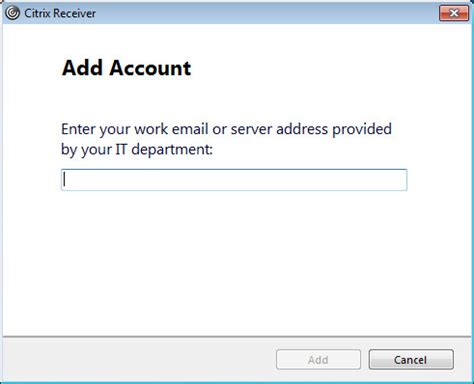 Citrix Receiver Cannot Start App Contact Your Help Desk by Bulletproof Guide To Citrix Receiver Start Menu