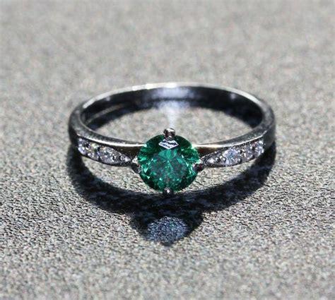 Handmade Silver Engagement Rings - best 20 handmade engagement rings ideas on