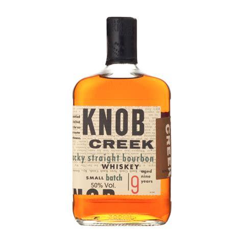 Knob Creek 9 by Knob Creek 9 Years Bourbon Whisky 750ml And Company