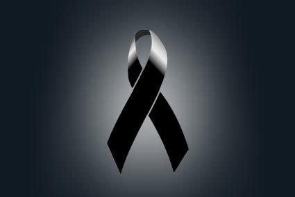 imagenes de luto negro lazo blanco de luto images 6 cm ovarian cyst pictures