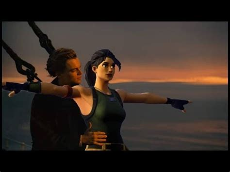 fortnite  pose titanic youtube