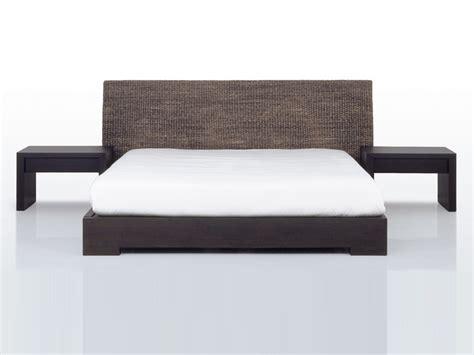 futon kopfteil mekong bed by interni edition design yves dever