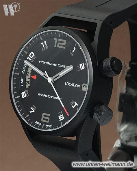Porsche Design Uhren by Porsche Design Worldtimer P 6750 Informieren Im Archiv 3645
